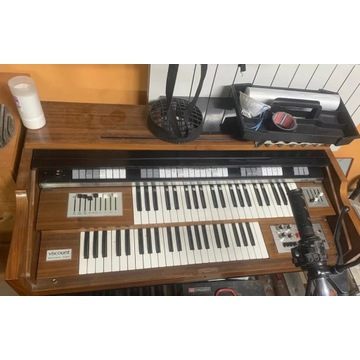 organy elektroniczne viscount c120 serial 1211/12
