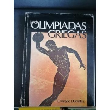 Las Olimpiadas Griegas