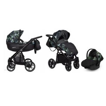 Wózek Babyactive Mommy 3w1 jungle