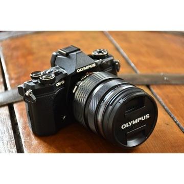 Olympus OM-D E-M5 Mark II 12-40mm PRO Czarny