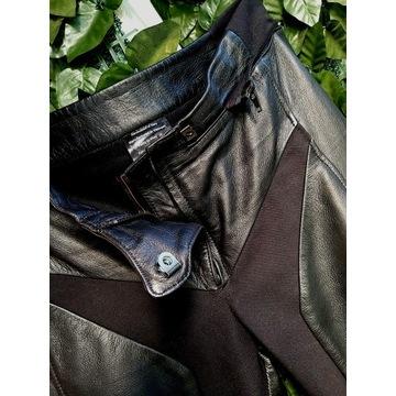 ALPINESTARS spodnie skórzane VIKA 40-włoski rozm46