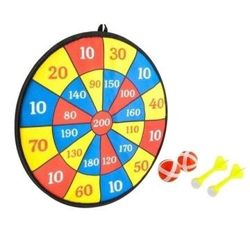 Nowe Dart gra zręcznościowa piłki lotki tarcza