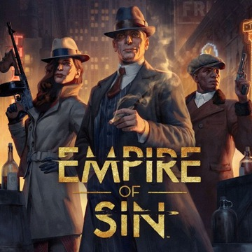 EMPIRE OF SIN | +100 gier | SZYBKA WYSYŁKA