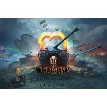 Konto World Of Tanks 279e/Chieftain/260 WARTO !!!