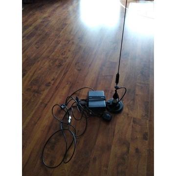 CB radio Alan 101 +antena Sunker 77cm + przedłużka
