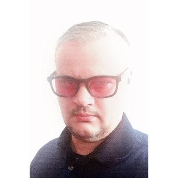 okulary dla daltonistów Enchroma Grayson Black