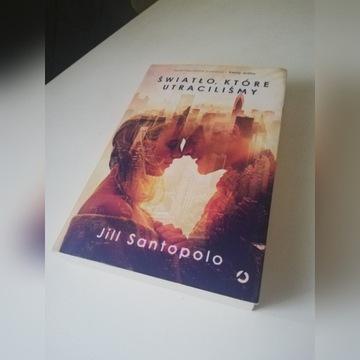 """Książka: """"Światło, które utaciliśmy"""""""