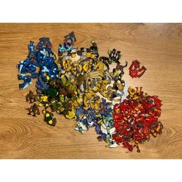 Figurki Gormiti 148 sztuk