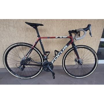 Rower przełajowy Focus Mares rozm. M (54) + gratis