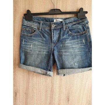 Spodenki jeansowe S/ M  Cubus