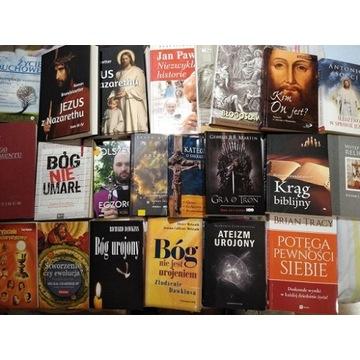 Książki UŻYWANE religia (stan bardzo dobry)