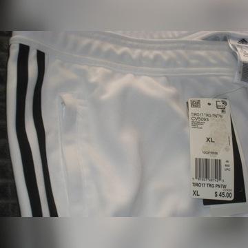 Spodnie Adidas,futbolowe ,