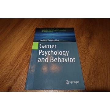 Gamer Psychology and Behavior - Barbaros Bostan