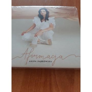 ANIKA DĄBROWSKA: AFIRMACJA [CD]