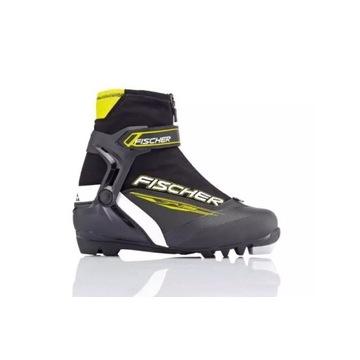 Buty do biegów narciarskich Fischer Jr Combi  37