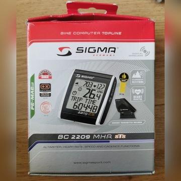 Licznik Sigma BC 2209 STS MHR