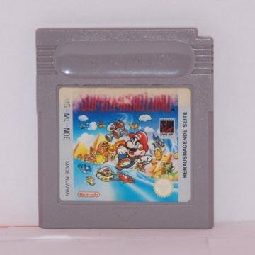 Super Mario Land 2 + Obudowa na grę.