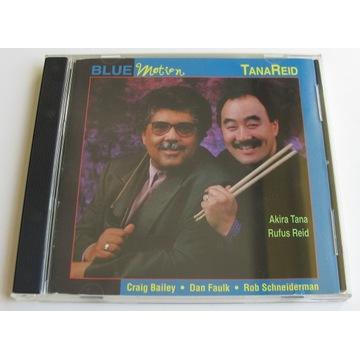 Akira Tana/Rufus Reid - Blue Motion (CD) US ex