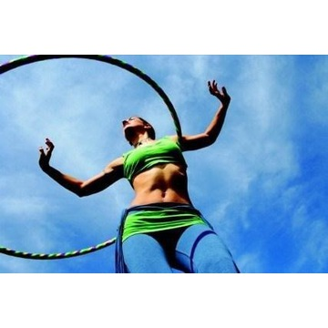 PROFESJONALNE OBCIĄŻONE Hula Hop Hoop NA WYMIAR