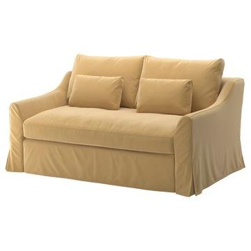 IKEA FARLOV Pokrycie sofa rozkładana 2 os, Djuparp