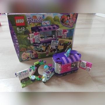 LEGO FRIENDS(41332) STOISKO Z RYSUNKAMI EMMY