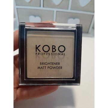Kobo Brightener Matt Powder - puder rozjaśniający