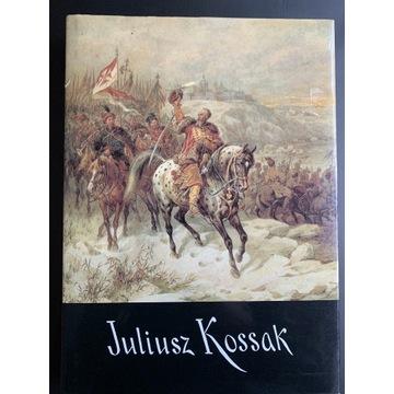 Julisz Kossak - album 1988 r.