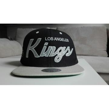 Snapback Mitchell Ness Los Angeles Kings NHL