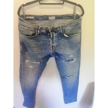 Spodnie Jeans Jack & Jones slimfit