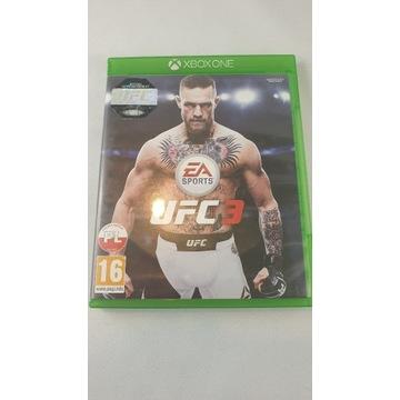 UFC 3 - XBOX ONE - Stan Idealny