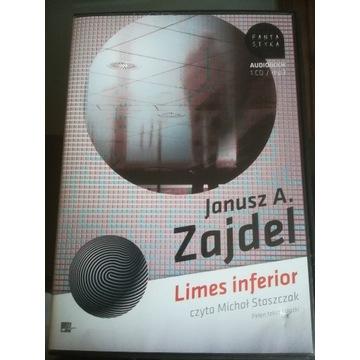 Limes inferior Janusz Zajdel audiobook
