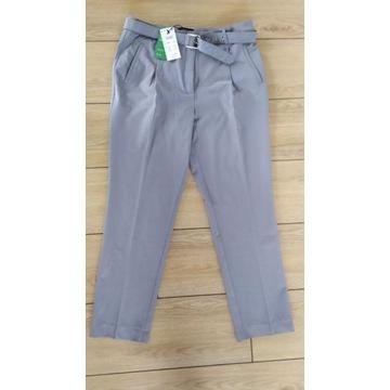 Spodnie szare garniturowe Mohito, r. 40 (L) Nowe!