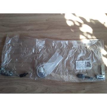 Kluczyki wkładki zamka kpl Audi 4G0800375 oryg