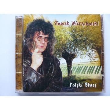 Sławek Wierzcholski - Polski blues 1998