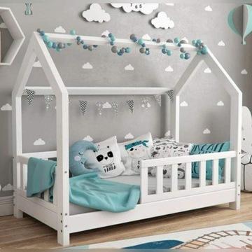 Łóżko domek
