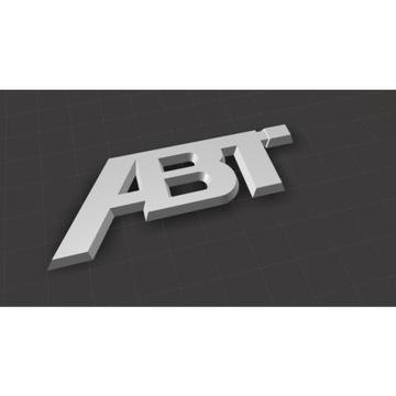 ABT emblemat Audi