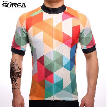 Koszulka rowerowa Jersey SUREA XL
