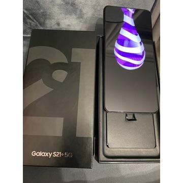 """Smartfon SAMSUNG Galaxy S21+ 8/128GB 5G 6.7"""" 120Hz"""