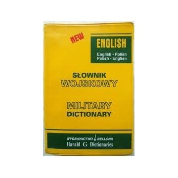 Słownik wojskowy angielsko - polski