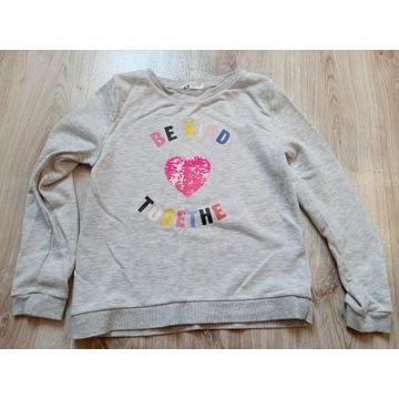 Bluza H&M 134-140