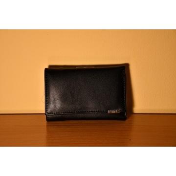 Ekskluzywny skórzany portfel damski TOM&ROSE