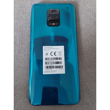 Telefon Redmi Note 9S niebieski 6/128 GB + gratis!