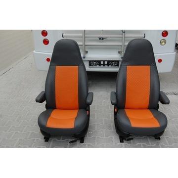 Fotele obrotowe do kampera Ducato
