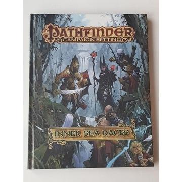 Pathfinder Inner Sea Races Campaign Setting RPG