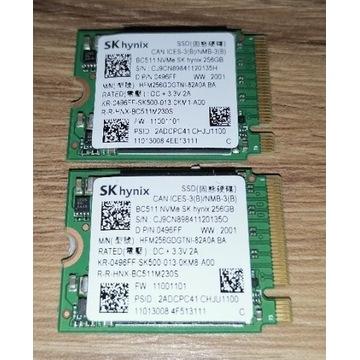 DYSK SSD M2 256GB NVMe SK HYNIX