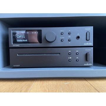 Audiolab M-DAC + CDT