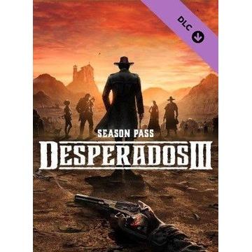 Desperados III Season Pass (PC)-Steam Gift-EUROPE