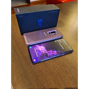 Samsung S9+ Lilac Purple idealny!!!