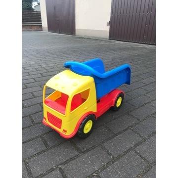 Ciężarówka dla malucha średnia ciężarówka wywrotka