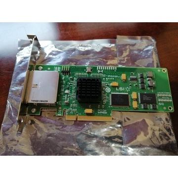 LSI DUAL PORT SAS HBA CONTROLLER L3-01123-04E